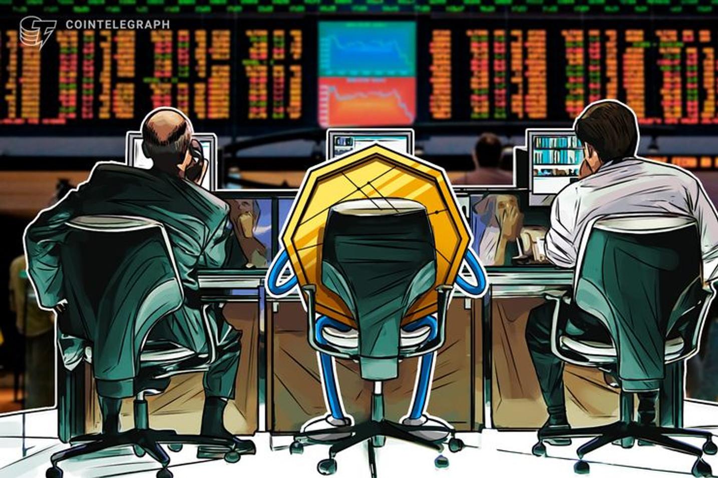 Apesar de queda, Bitcoin tem desempenho superior aos principais papéis da Bovespa em 2020