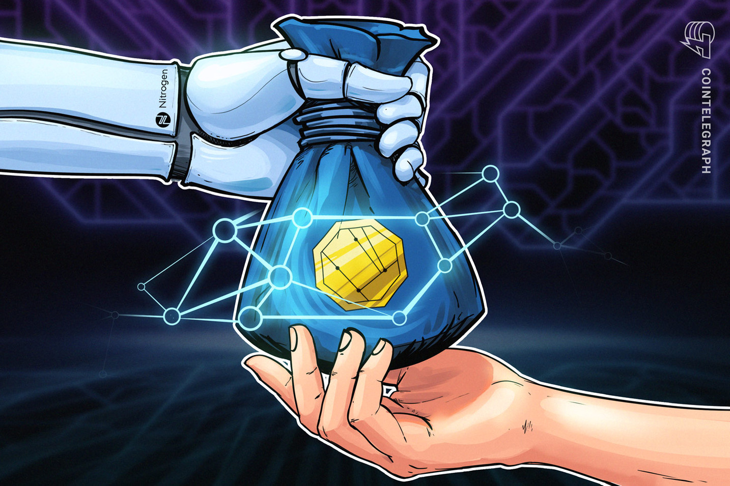 Decentralized Secured Loans Network Enables Borrowers and Lenders to Set Their Own Terms