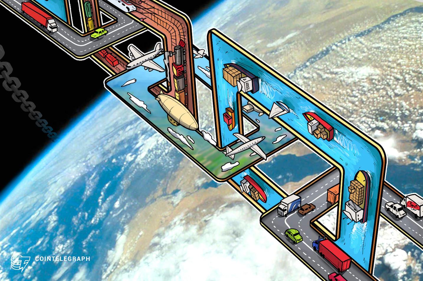 Unternehmensberatung Accenture meldet Blockchain-Patent im Logistikbereich an