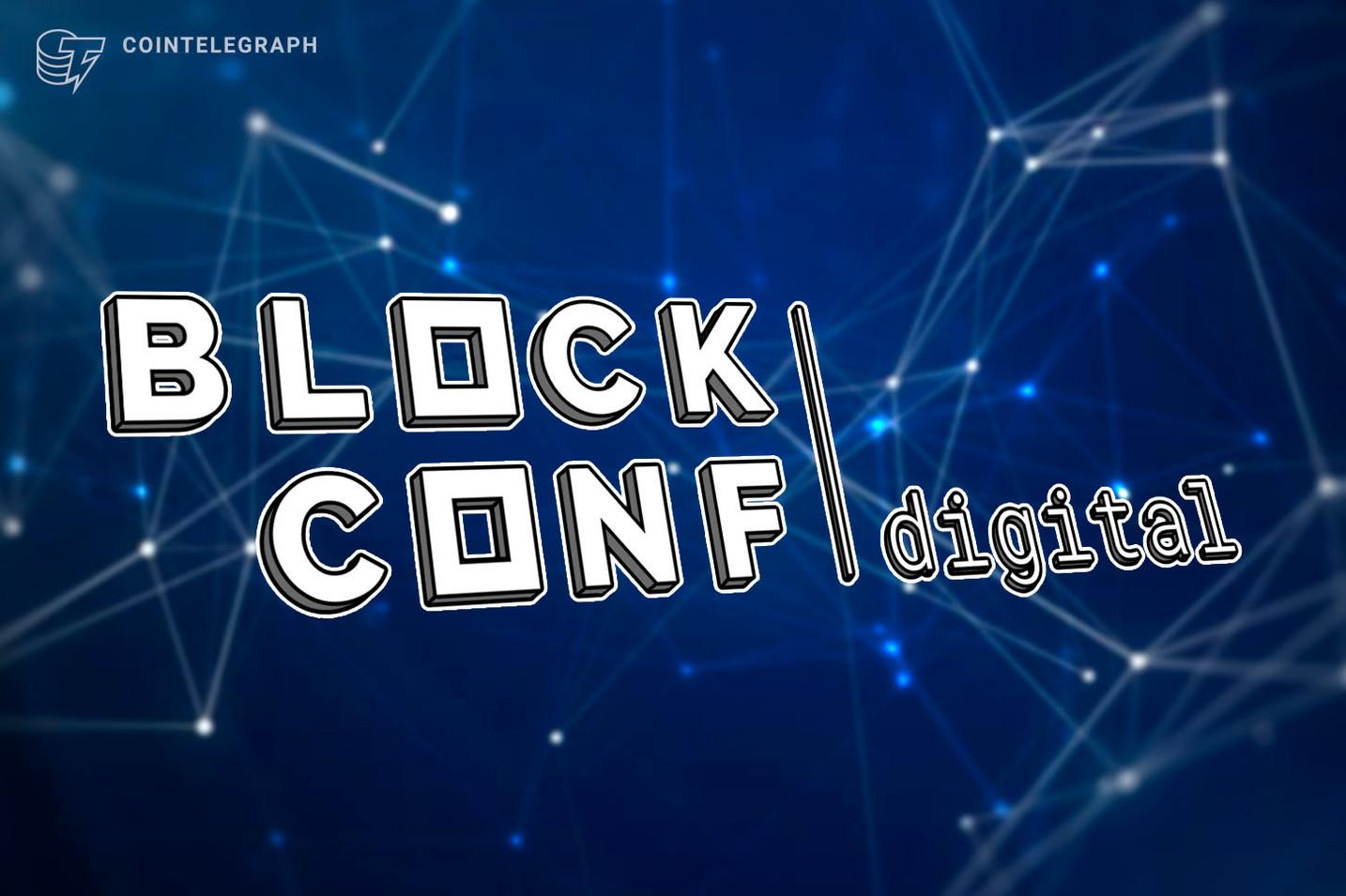 BlockConf DIGITAL, una conferenza online gratuita dedicata alla blockchain