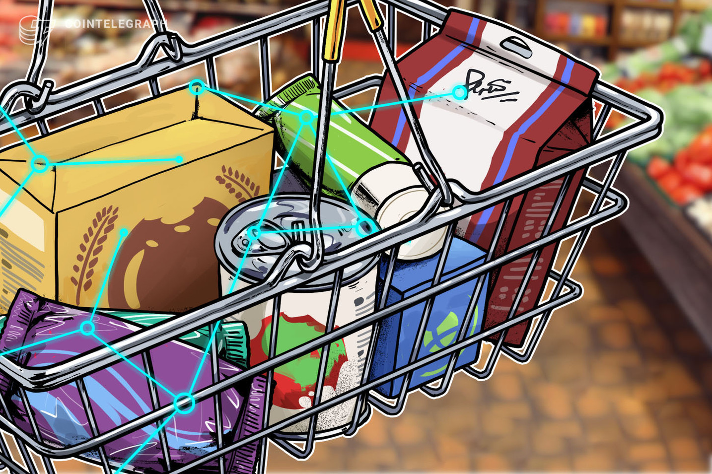 FDA dos EUA realiza reunião sobre Blockchain e IA para rastreio de alimentos