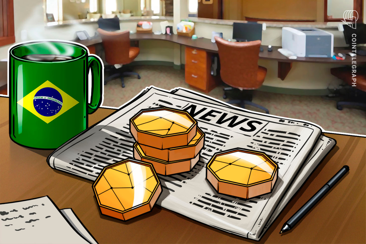 Cryptocurrency and Blockchain News From Brazil: Oct. 28-Nov. 3 in Review