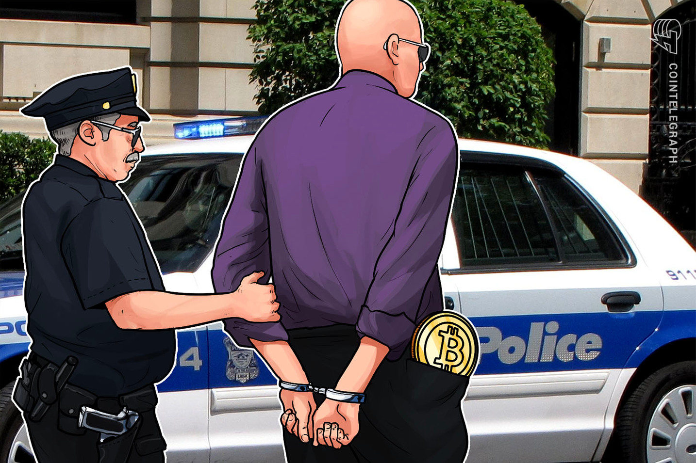 Alleged Bitcoin Fraudster Renwick Haddow Extradited From Morocco To US
