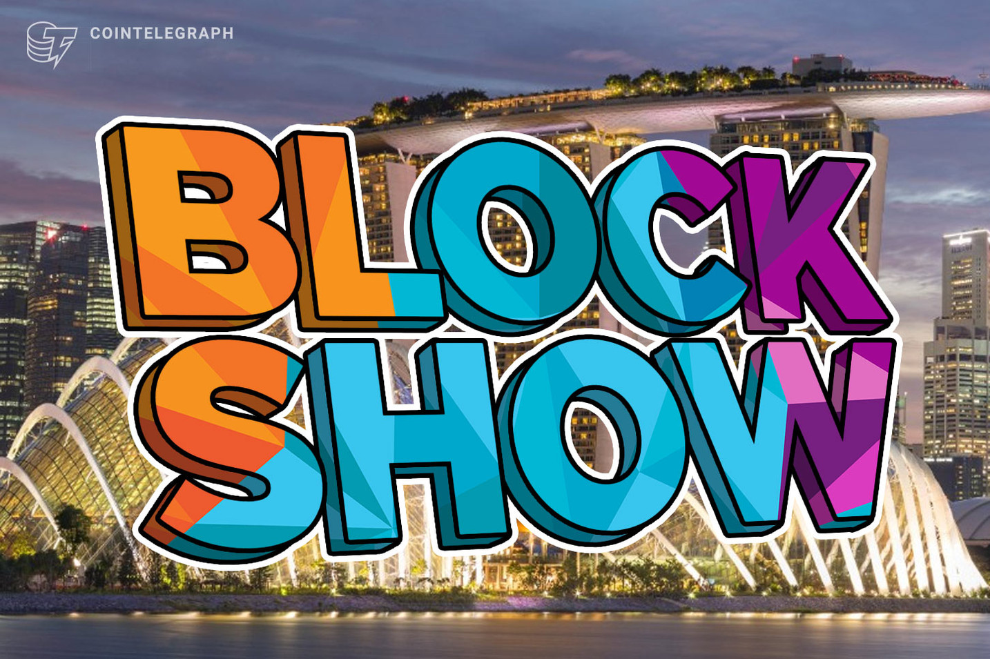 BlockShow Becomes First Blockchain Conference to Sell Tickets by Smart Contracts