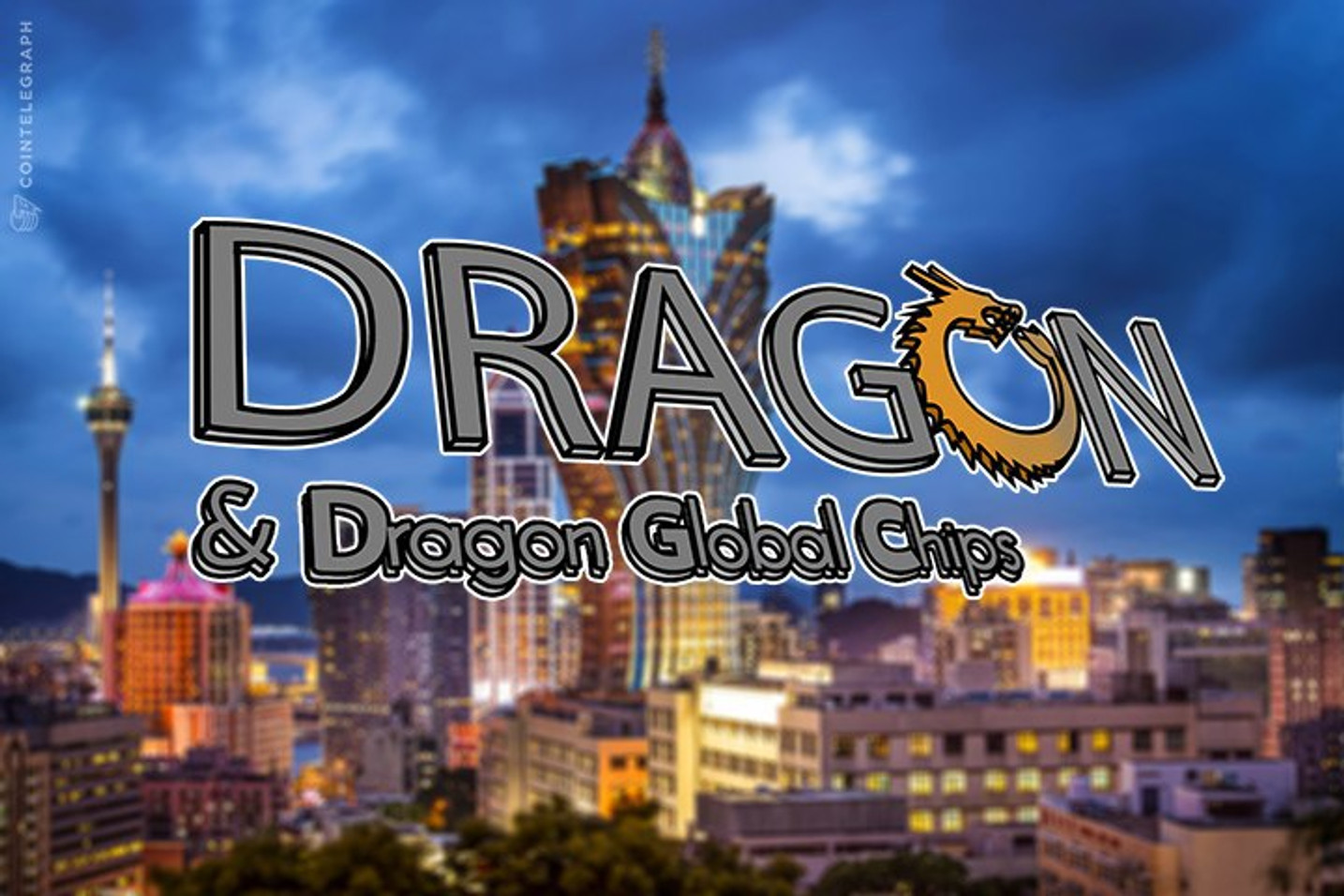 Dragon Coin's Public Token Sale is Open!