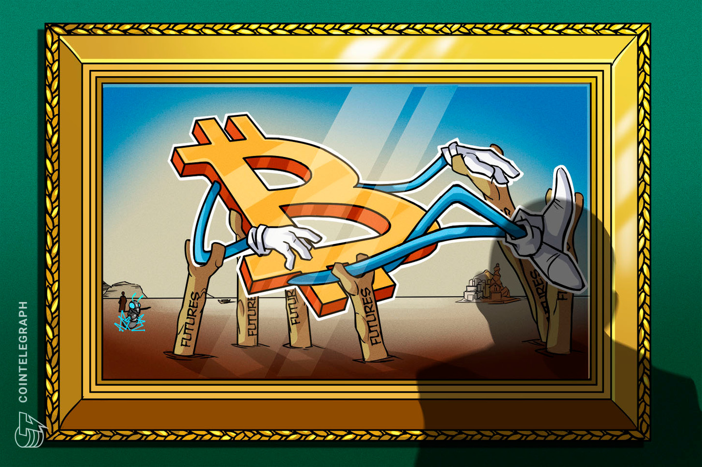 CME's Options on Bitcoin Futures Pass Regulatory Approval and Go Live