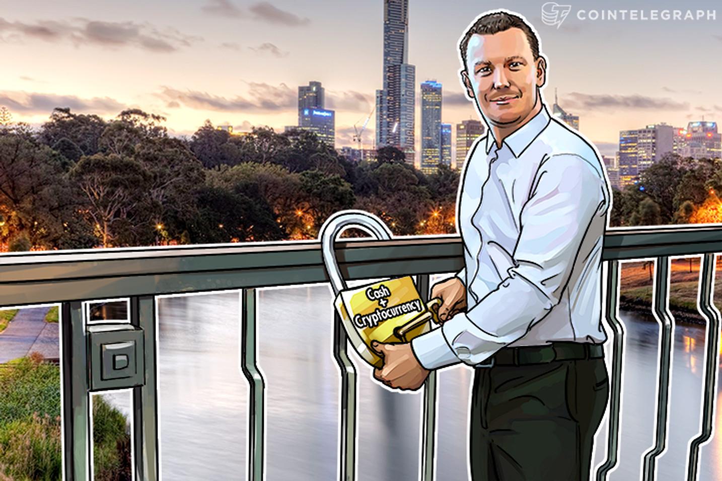 We Need to Bridge Cash and Cryptocurrencies - Diebold Inc