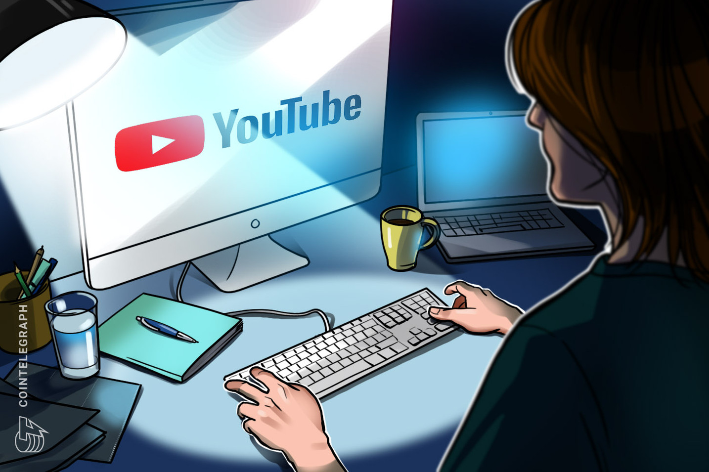 YouTube: We're Not Liable for Crypto Scams