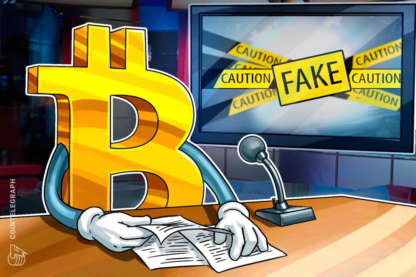 Fake News Site Promotes Bitcoin With Image of Ex-New Zealand PM
