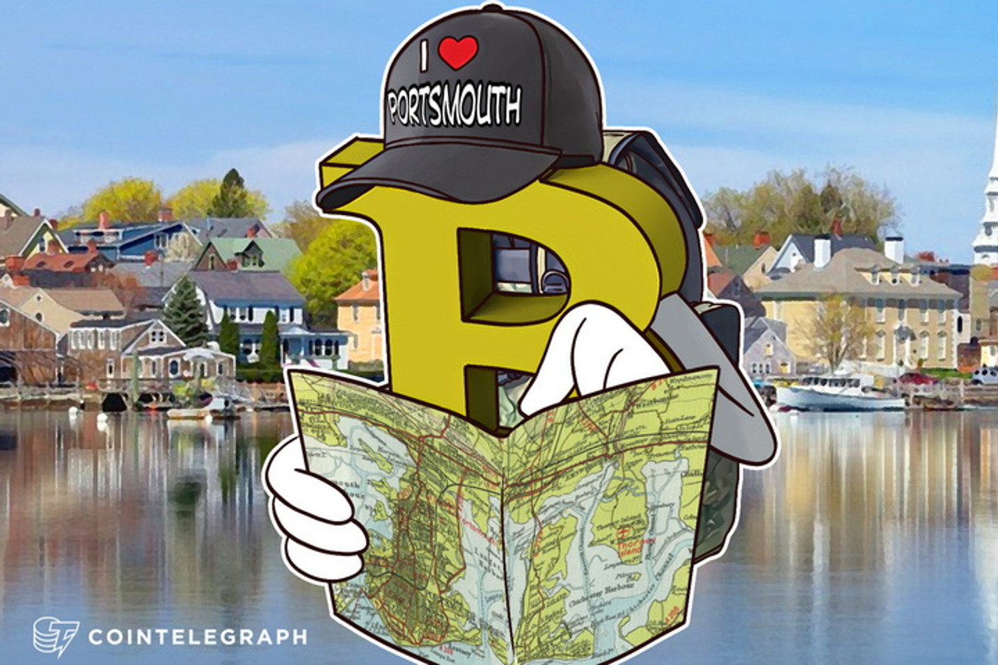 Making Bitcoin Real: Portsmouth, N. H., Businesses Begin Accepting BTC