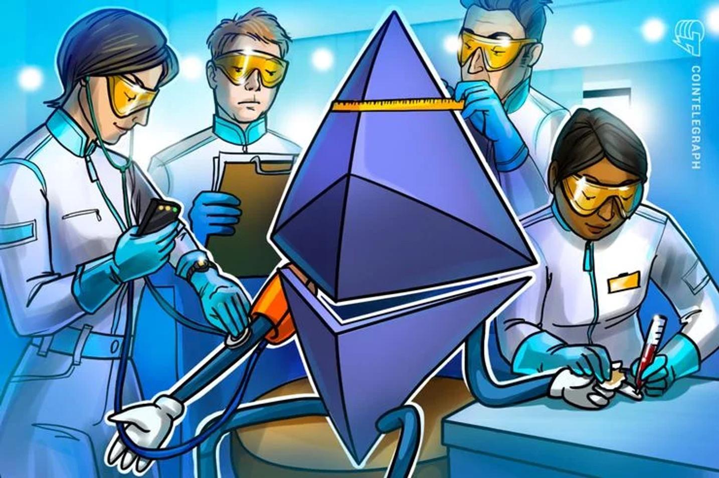 Usuário da rede Ethereum paga mais de 2.000 ETH em taxa de transferência que pode ser a maior da história
