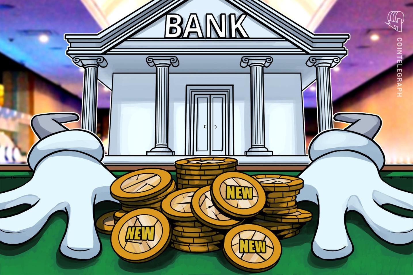 Quinto banco más grande del mundo probará su propia criptomoneda en el 2019, dice un informe