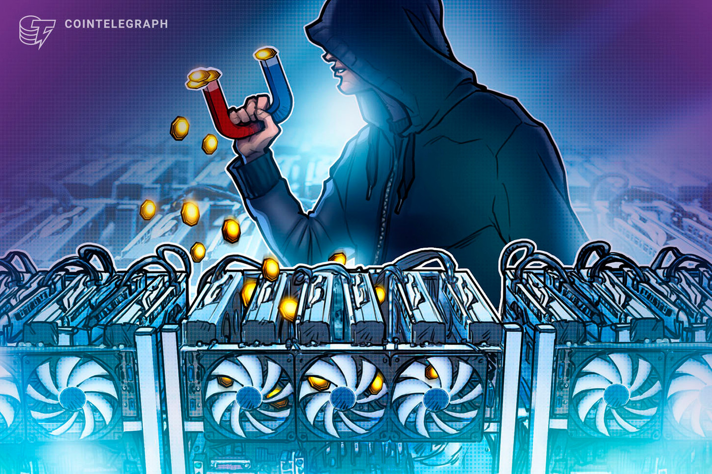 Russian Police Arrest Former Post Office Branch Chief for Mining Crypto at Work