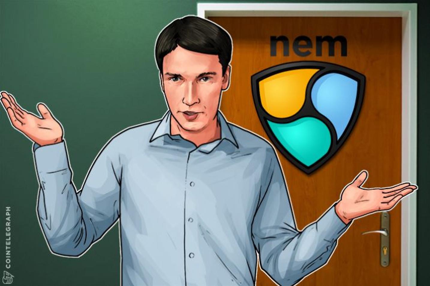 NEMの創設者を巡る騒動について