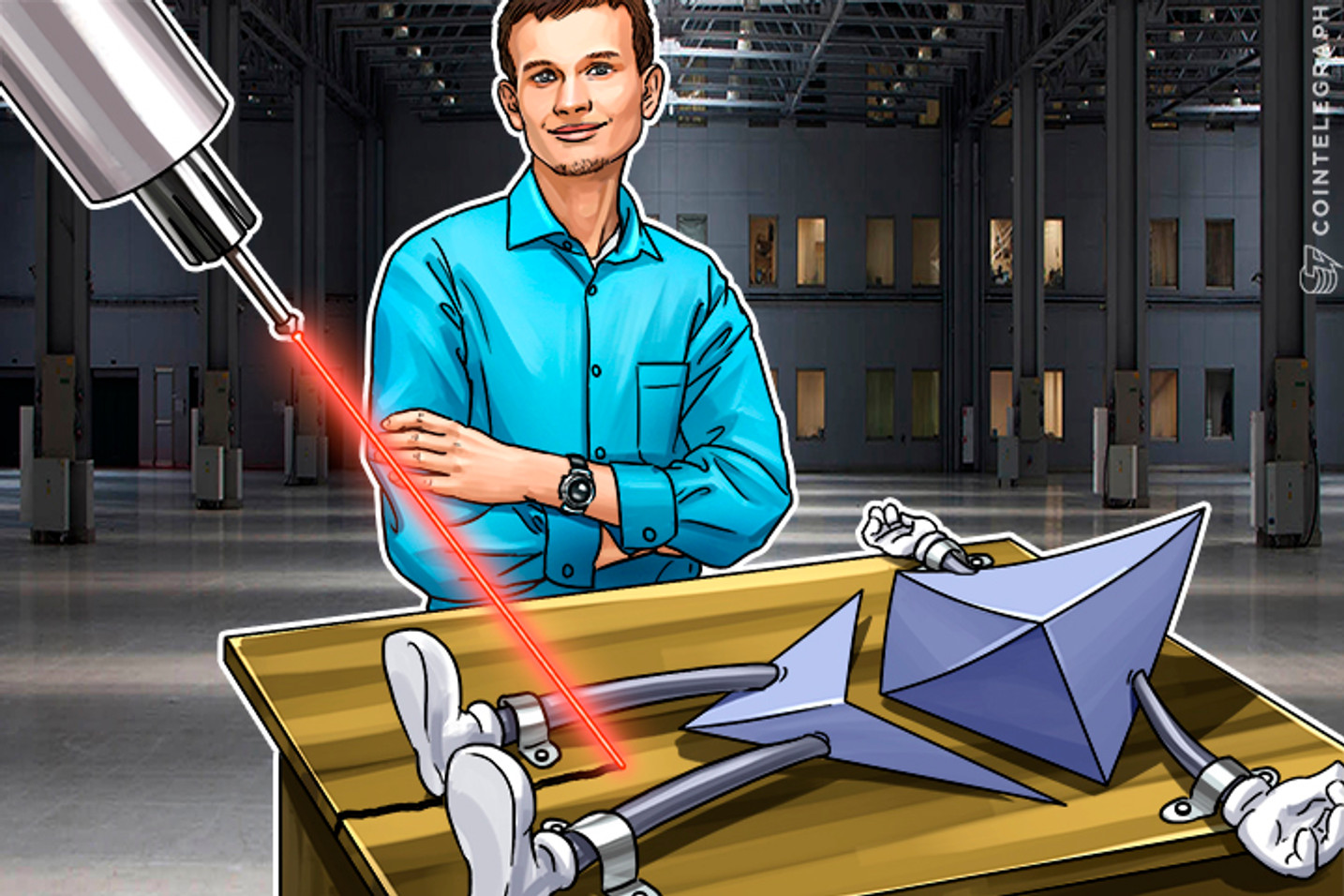 Ethereum Hard Fork No. 4 Has Arrived as DOS Attacks Intensify