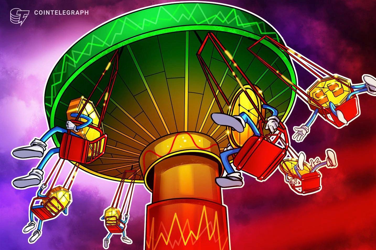 Bitcoin ve Ethereum Uyurken Bu Altcoin'ler Şahlandı