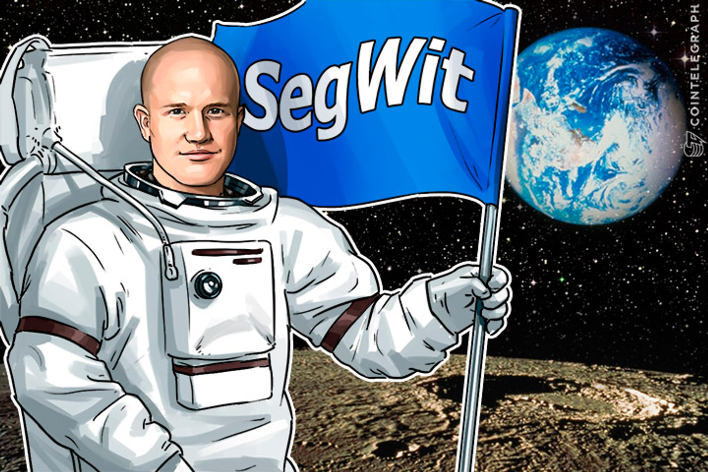 Scaling in 2017: Coinbase's Brian Armstrong Lends Support to SegWit