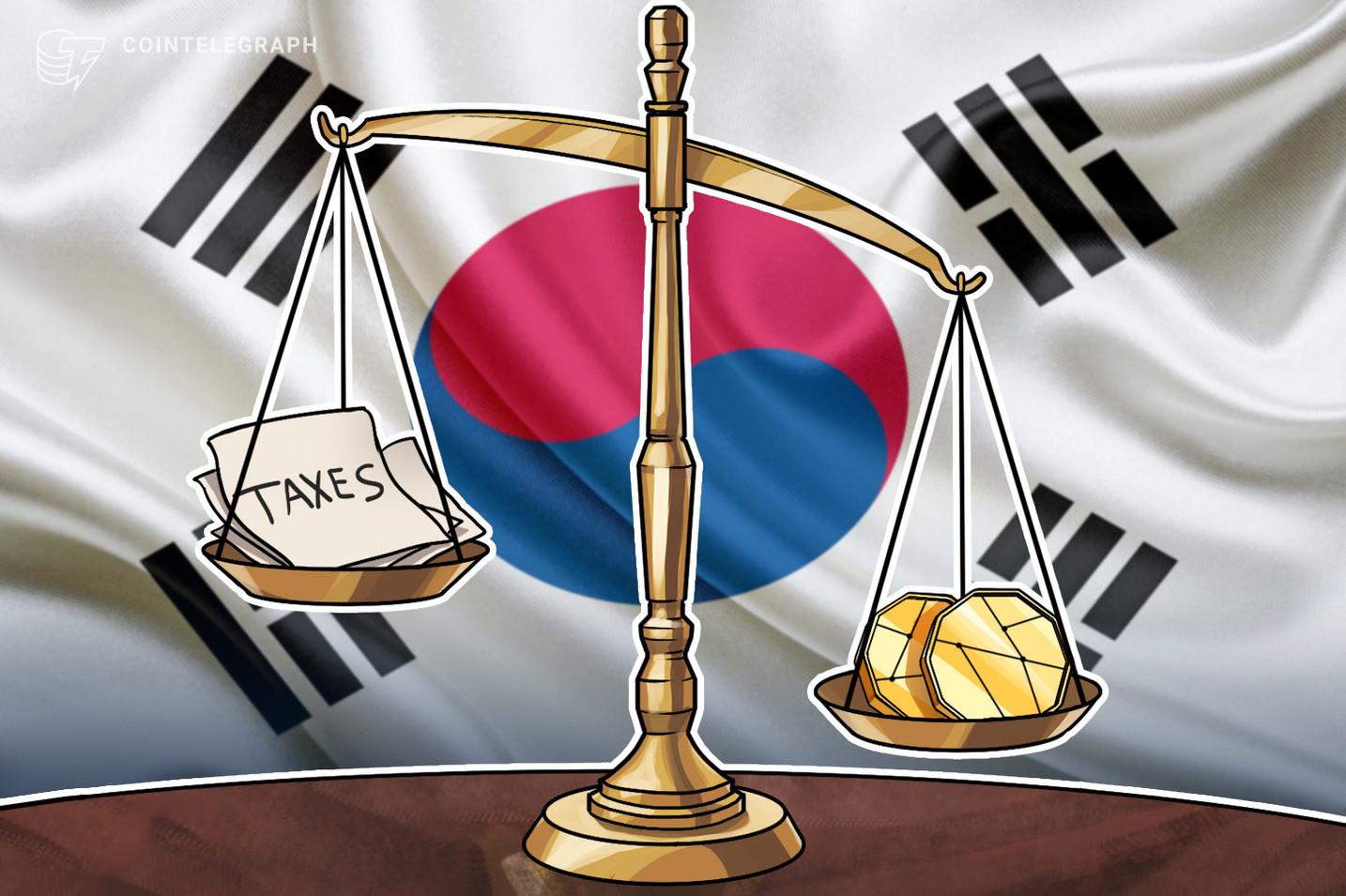 La investigación blockchain ahora concede un crédito fiscal en Corea del Sur