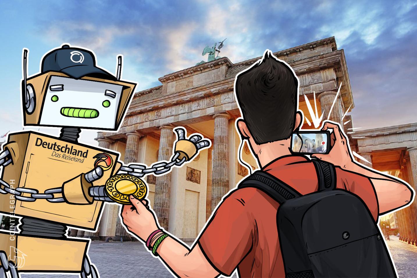 ドイツ観光局が仮想通貨決済を導入