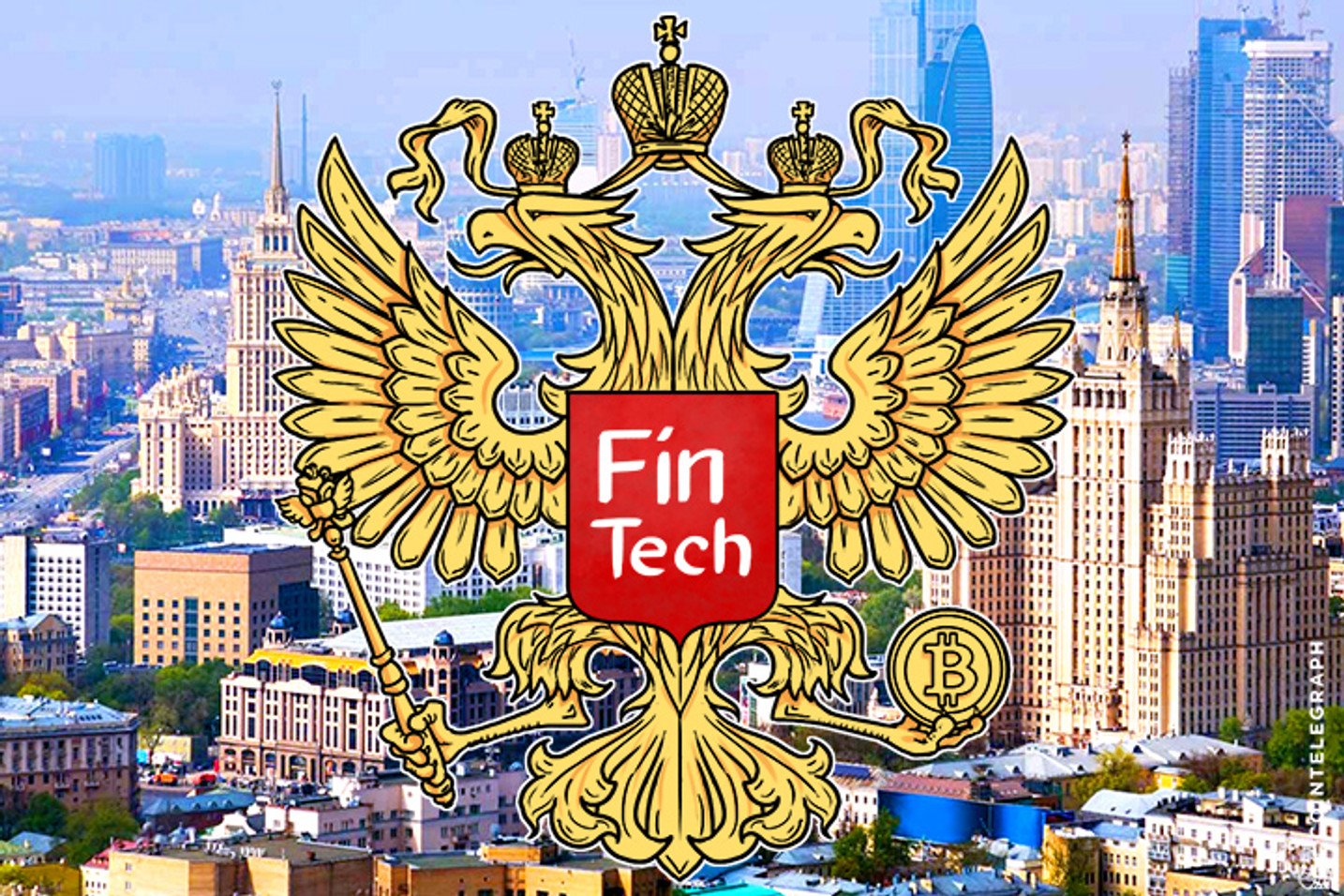 Moscow Joins Race to Wreck London As Global Fintech Capital