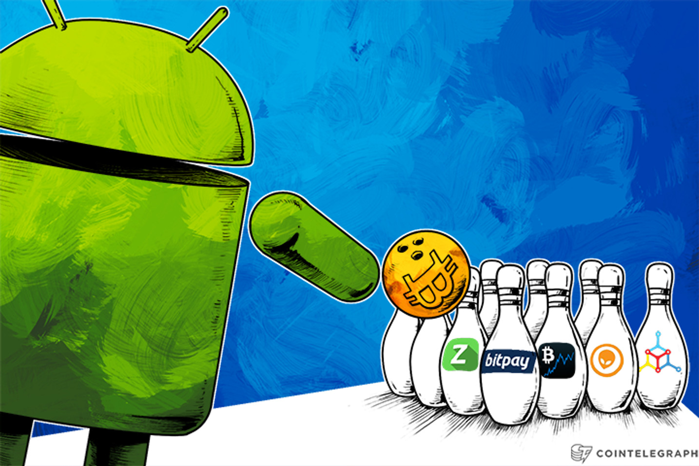 Top 10 Bitcoin Apps for Android