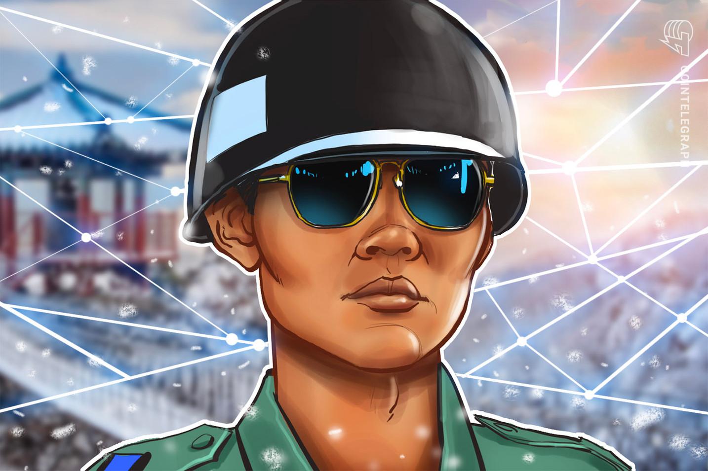 Coréia do Sul irá construir plataforma blockchain para aquisição militar