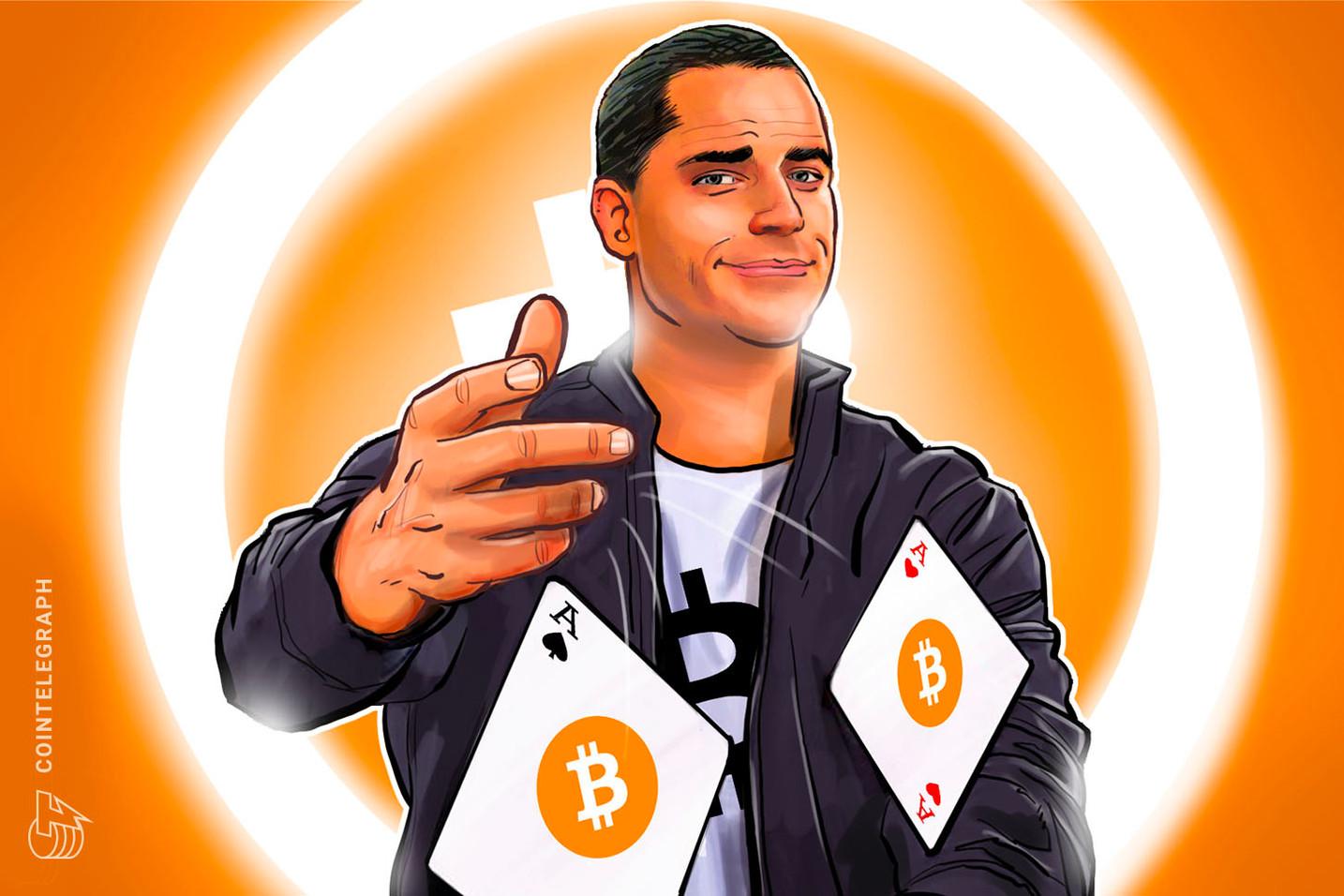 Roger Ver deja de lado guerra Bitcoin Cash para presentar caso de alcismo criptomonetario