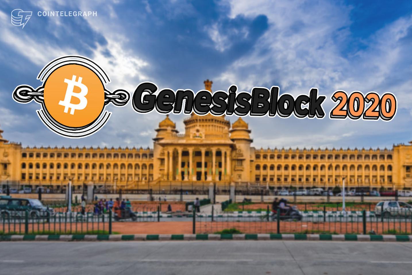 Blockchain and Bitcoin Come to India – Genesis Block 2020