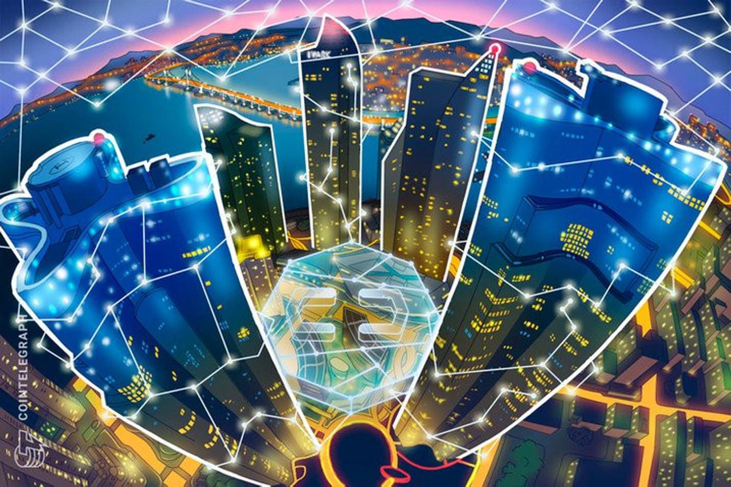 Governo Federal vai investir quase R$ 3 milhões em solução que une blockchain e IoT