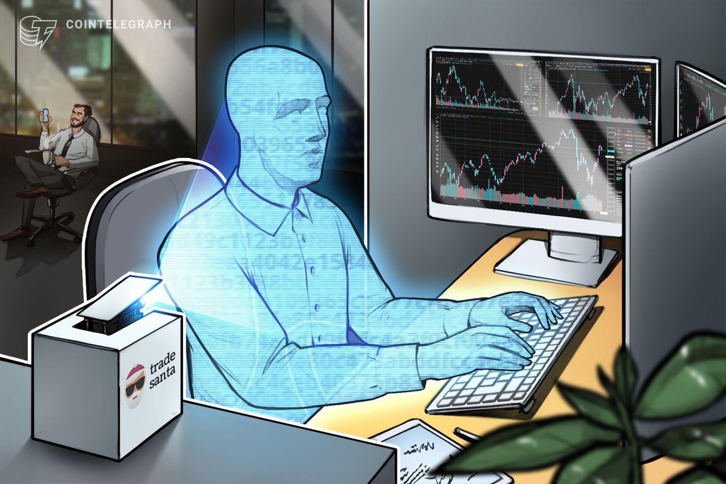 Festive, Free Automated Trading Bot Can Be Set Up in 10 Minutes