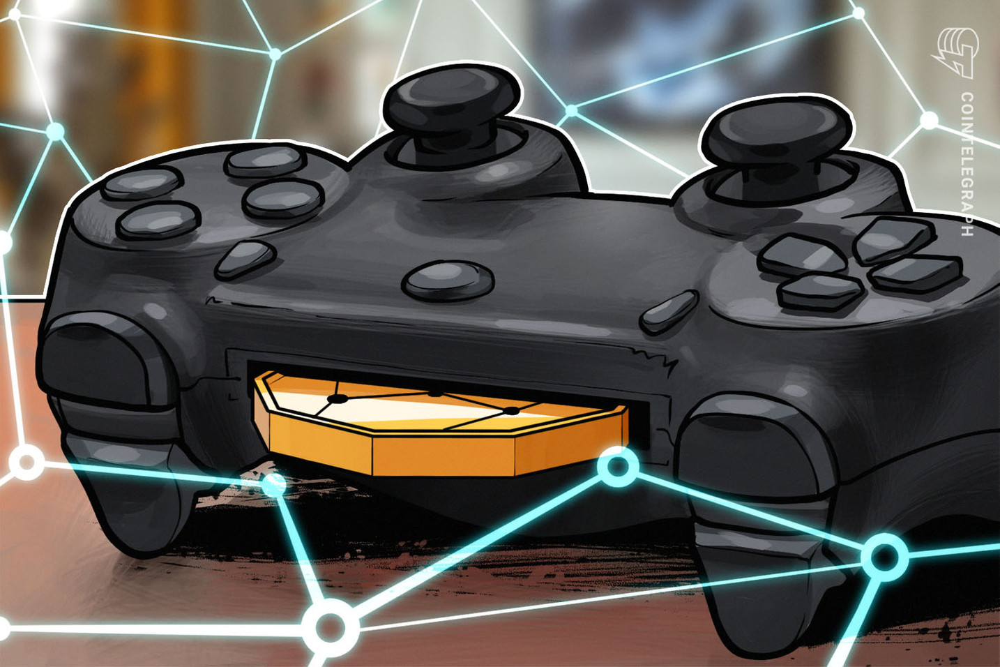 Blockchain gaming takes a colossal step forward as media giant announces new offering
