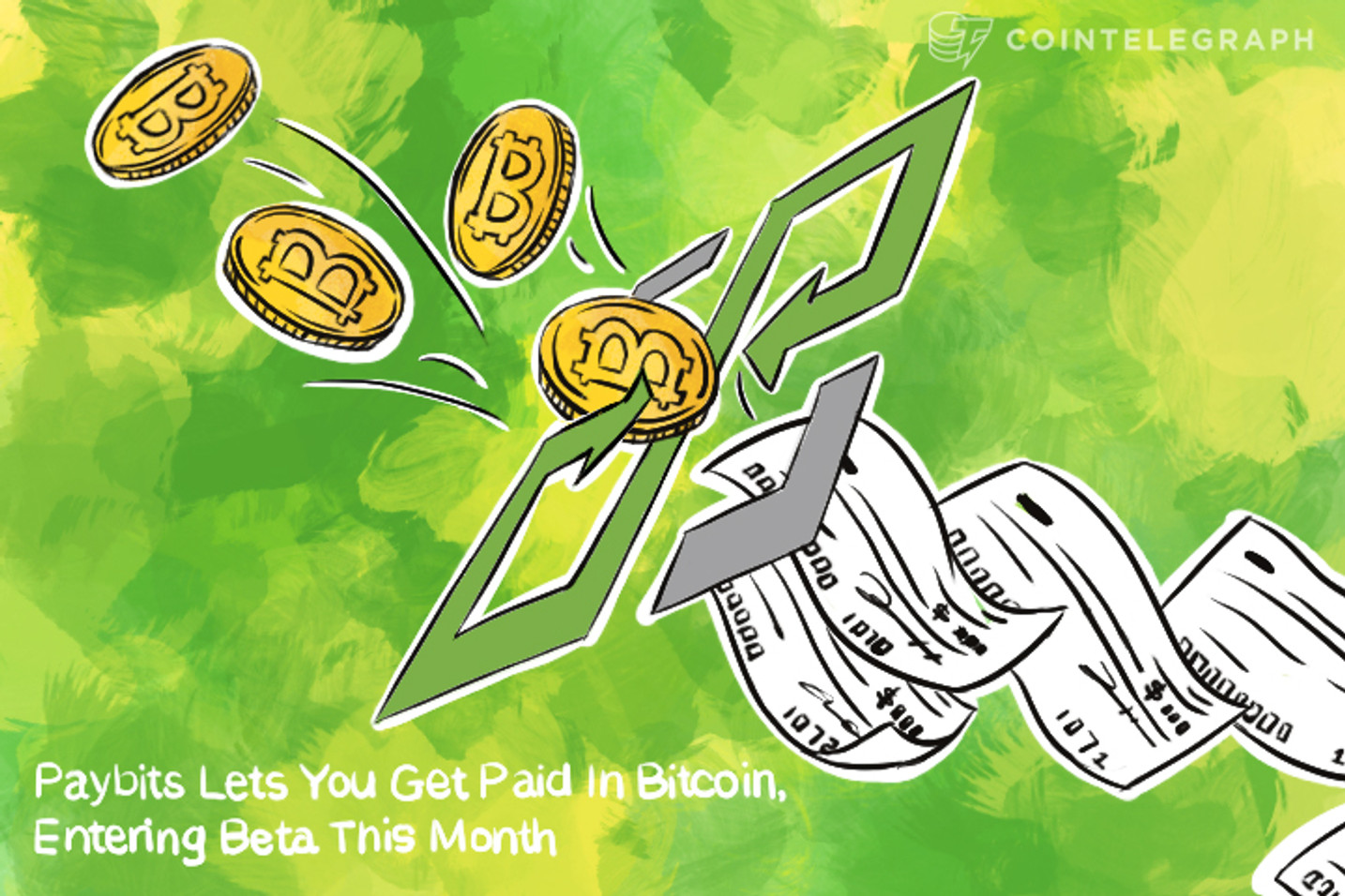 Paybits Lets You Get Paid In Bitcoin, Launches Beta This Month