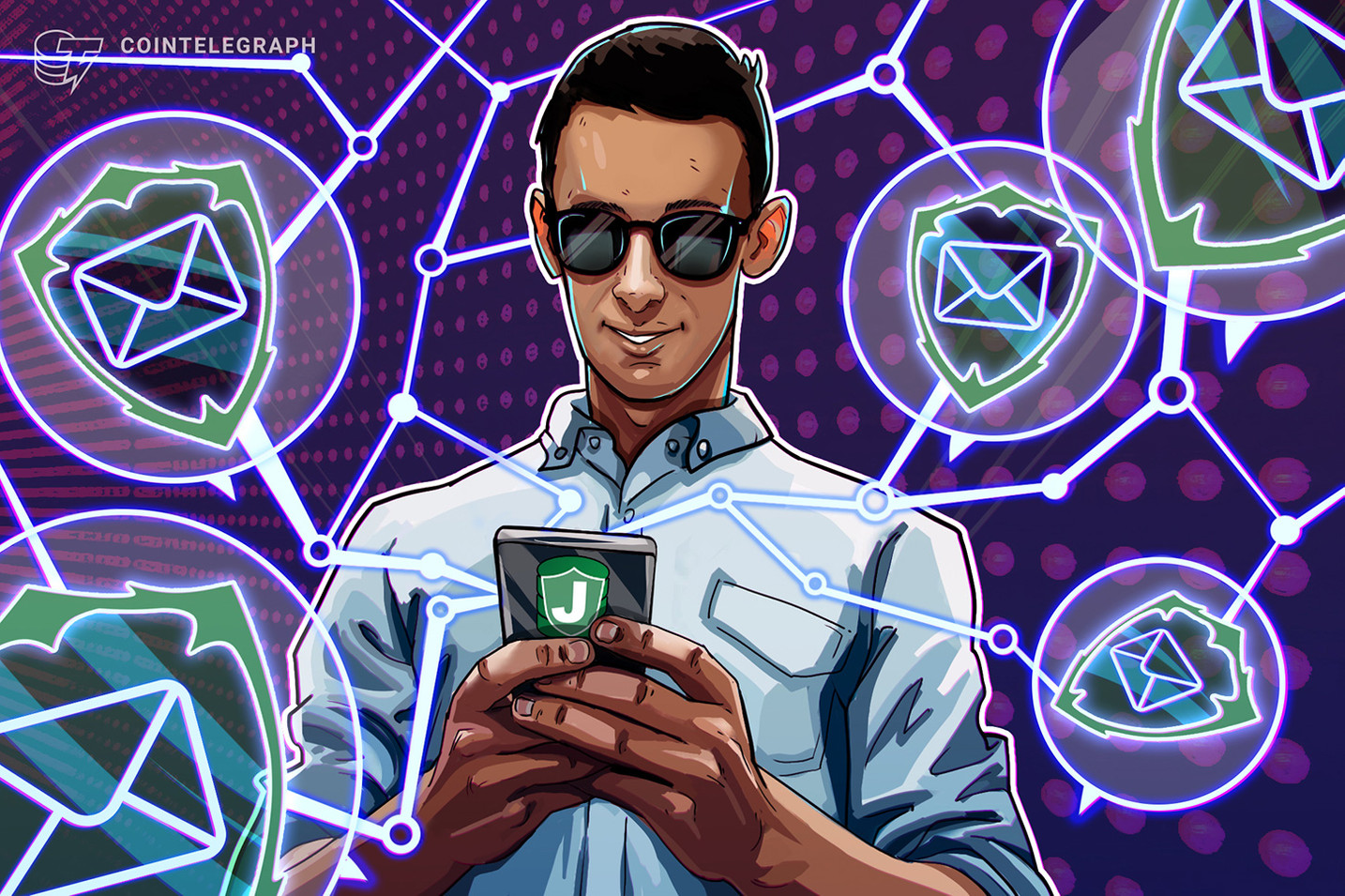 After launching DApp to rival WhatsApp, blockchain wants to take on Instagram