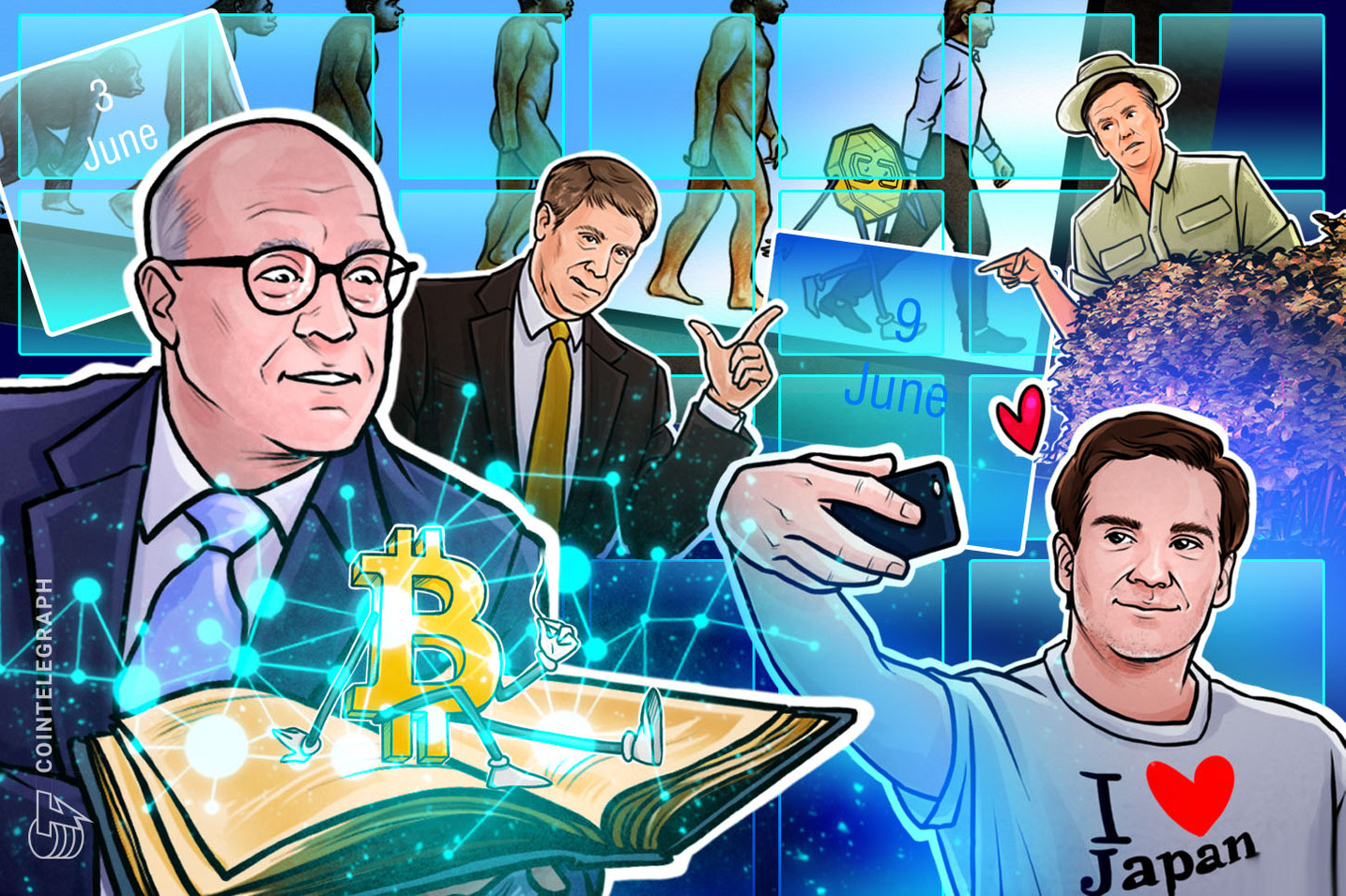Hodler's Digest, June 3–9: Top Stories, Price Movements, Quotes and FUD of the Week
