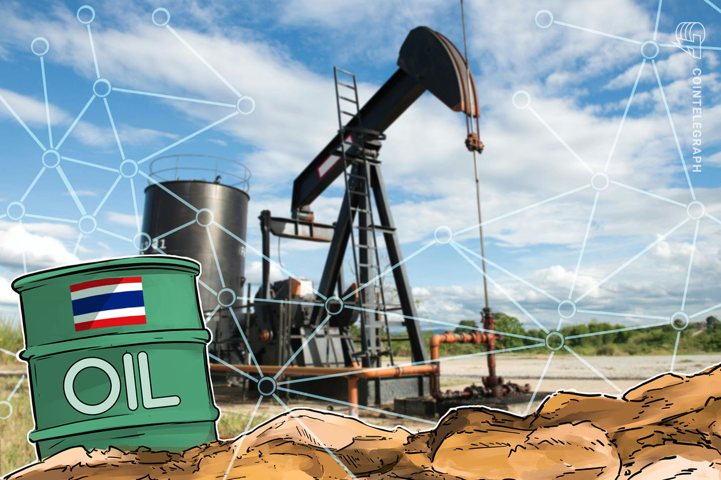 Thai Petroleum Company Tests Blockchain Energy Trading Platform