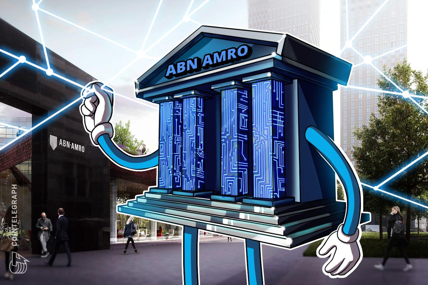 El banco holandés ABN AMRO lanza 'Forcefield' una plataforma blockchain para el seguimiento de inventarios