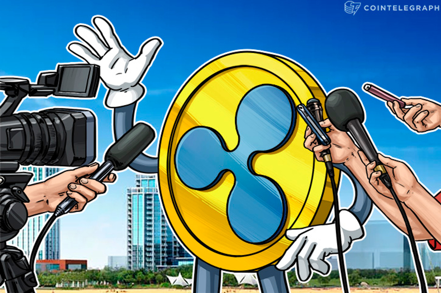 Ripple CEO Talks Liquidity And Regulation: Ultimately Governments Aren't Going Away