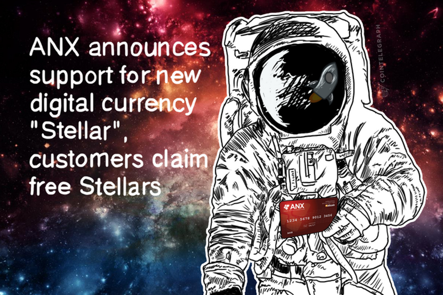 ANXPRO Exchange Introduces Stellar Trading
