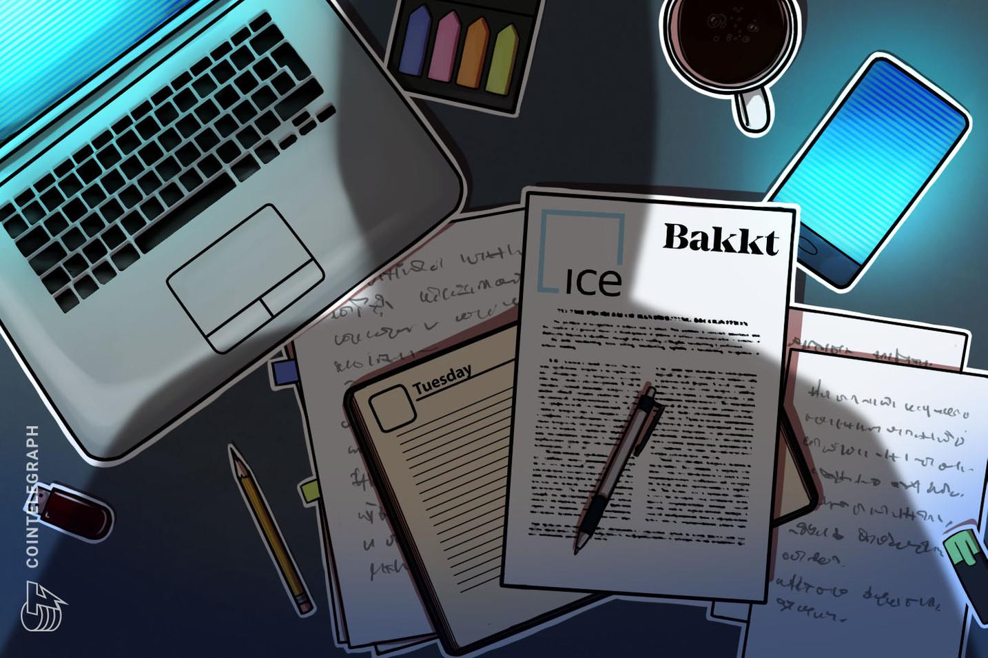 إنتركونتيننتال إكستشينج تصدر حدود الهامش الأولية لتداول العقود الآجلة في باكت