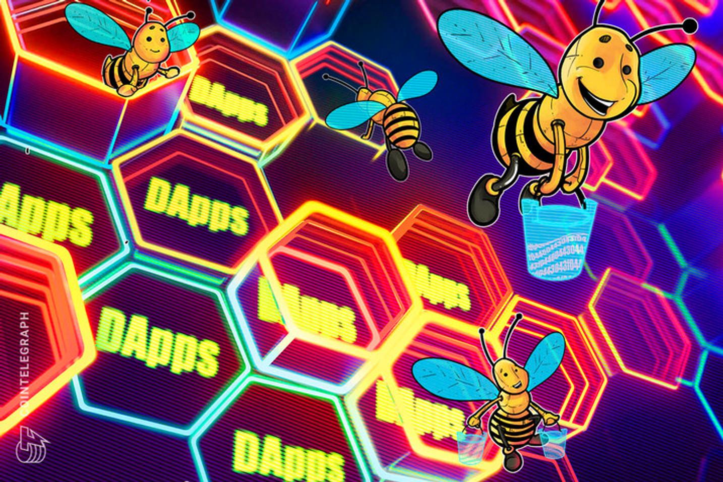 「ハイリスク」分散型アプリ(Dapps)が活発に|仮想通貨トロンがイーサ越えも=Dapp.com2020年 1Qレポート