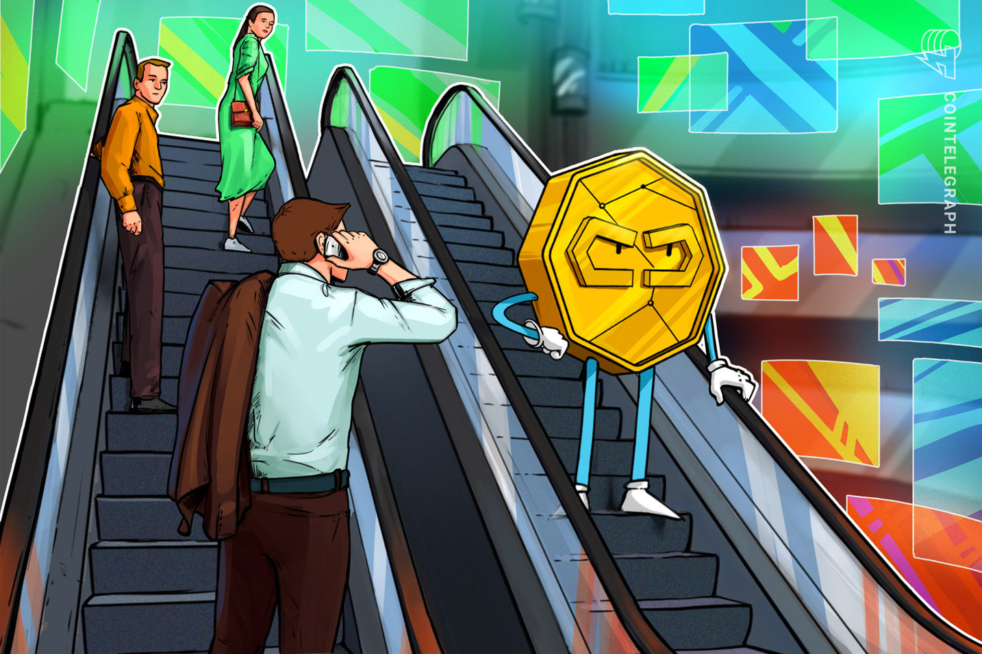 Crypto Market Meltdown Continues as Bitcoin Price Drops Below $5,000