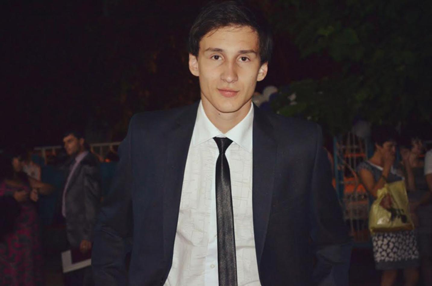 Dmitriy Voloshchuk
