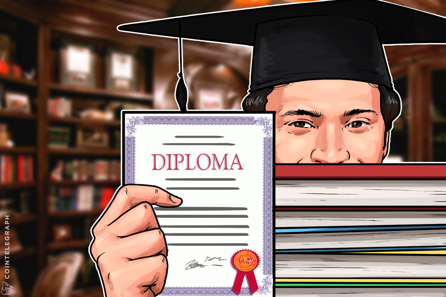 Russia: la Financial University archivierà le lauree su una rete blockchain