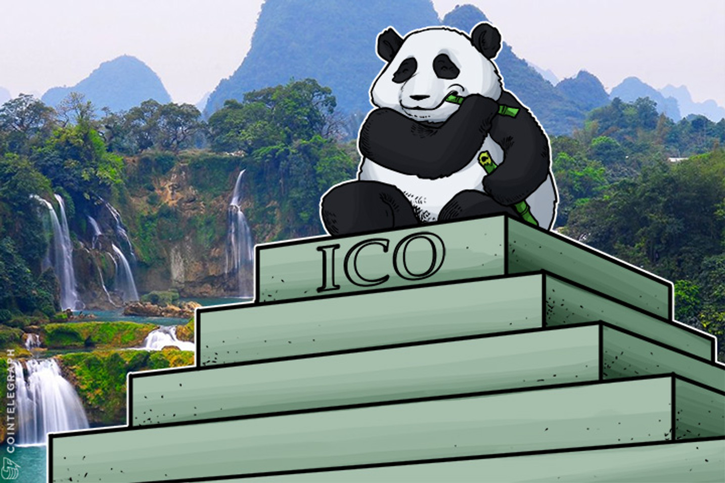 "Chinese Government Eyes ICO Crackdown Under New ""Illegal Financing"" Rules"