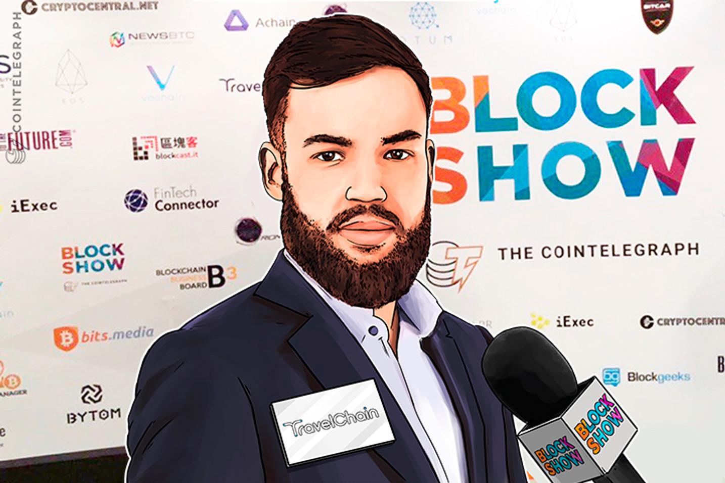A Tecnologia para unir o Planeta: Entrevista com o CEO da TravelChain
