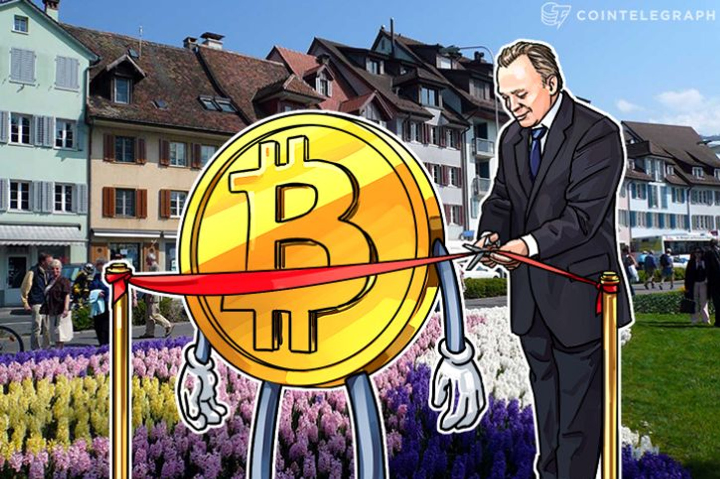Switzerland Launches Crypto Valley Association Backed by Government