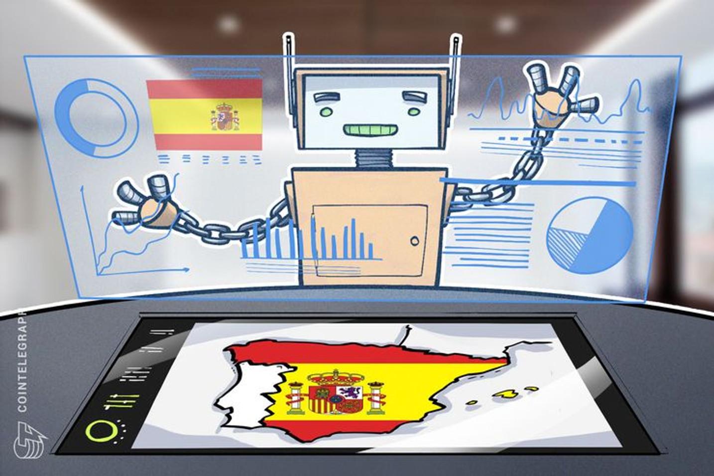 España: Presentaron varias iniciativas basadas en Blockchain durante un encuentro de Blockchain Aragon