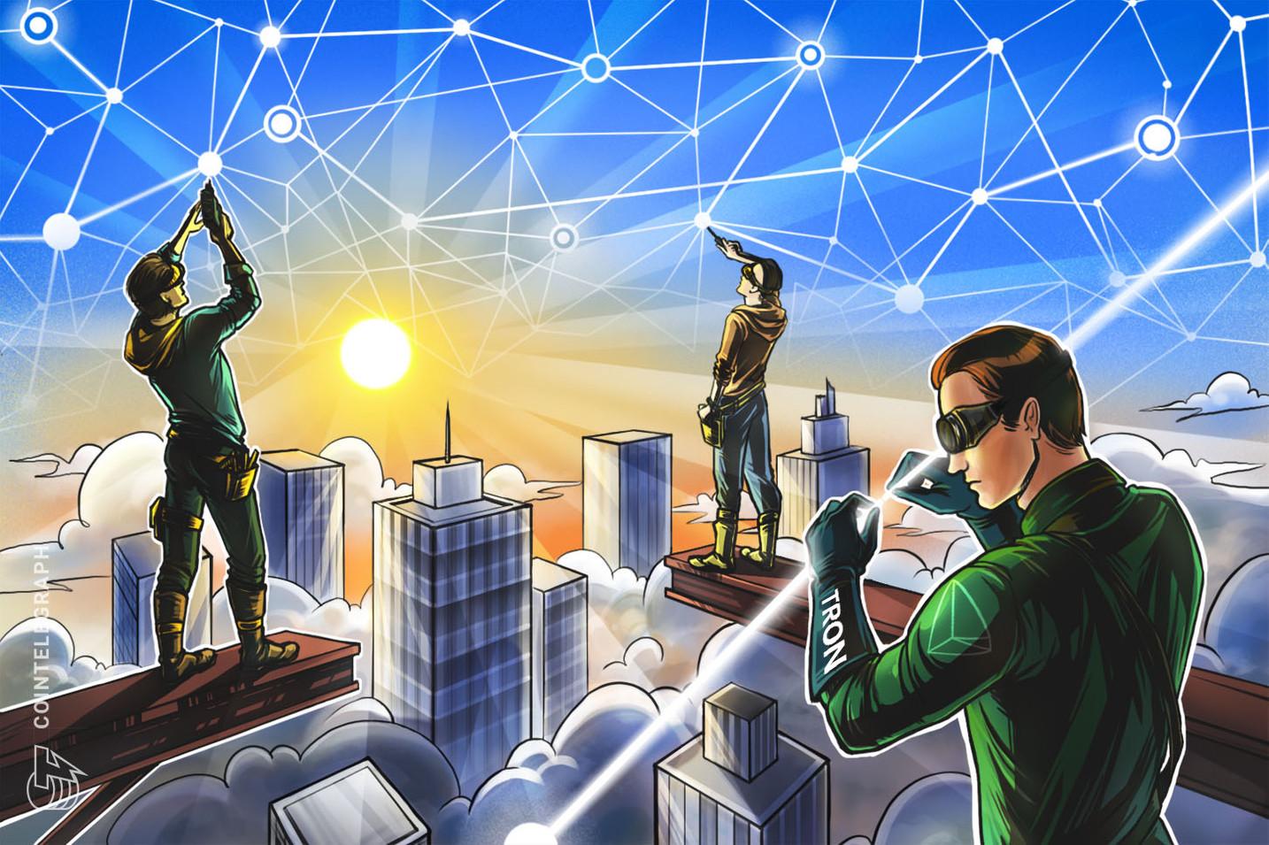 Tron gibt Ablaufplan für Sun Network bekannt
