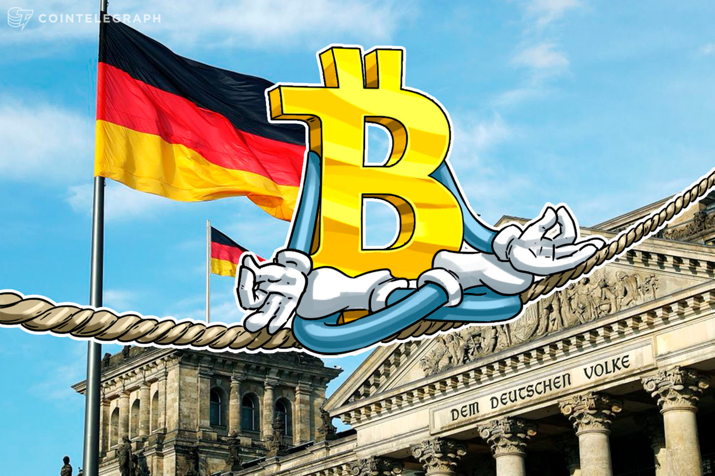 Deutsche Bundesregierung sieht in Bitcoin keine Gefahr für die Finanzstabilität