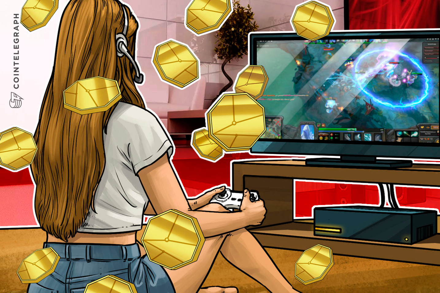 Japanese Internet Giant GMO to Launch In-Game Bitcoin Rewards System This Summer